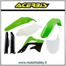 KIT PLASTICHE FULL KIT ACERBIS KAWASAKI KXF 450 - 2012 COLORE REPLICA