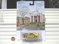 Johnny Lightning 2005 78th Apple Blossom Festival 1970 Dodge TA Car NuBoxd +Card