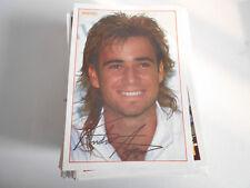 Andre Agassi ++ Bravo-Autogrammkarte ++ AK ++ TOP ++ 1 ++