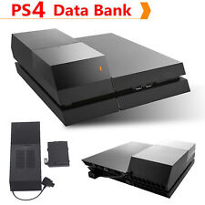 "New 3.5"" External Hard Drive Storage Gaming Data Bank Case for Playstation 4 PS4"