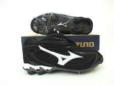 Men's MIZUNO 9 SPIKE VAPOR MID G3 Baseball Cleats 320293-9000 Shoes Sz 9