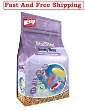 New listing TetraPond Variety Blend 2.35 Pounds Pond Fish Food For Goldfish And Koi