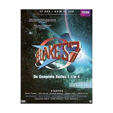 Blake's Seven / Blake's 7 Complete 1-4 BBC TV Original Classic Science Fiction