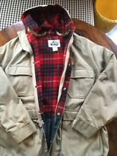 Vintage Woolrich 60/40 Wool Lined Mountain Parka USA M