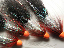 Irideus Tube Flies Hot Head Mortal Baby Trout Trout Fly Fishing Flies Steelhead