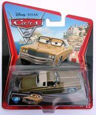 CARS 2 - MEL DORADO - Mattel Disney Pixar