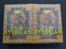 HYBORIAN GATES Limited Edition Starter Pack art work by Boris Vallejo Julie Bell