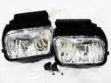 For 2005 SILVERADO 2002-06 AVALANCHE FOG LIGHT LAMP RL H Pair W/Light Bulb New