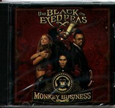 CD - BLACK EYEDPEAS - Monkey business