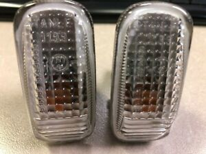 Stanley 1199 Clear Honda OEM Side Marker Lights JDM civic accord dc5 acura rsx