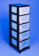 Really Useful Box  Storage tower with 5x12 litre Really Useful Drawers