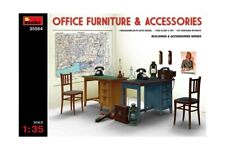 MINIART 35564 1/35 Office Furniture & Accessories