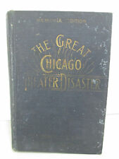 1904 The Great Chicago Theater Disaster by Marshall Everett B#120