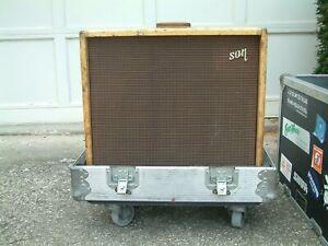 Gibson 1961 Vanguard GA-77 RV Guitar Combo and road case