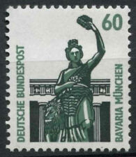 Germania occidentale, 1987-1996 SG # 2209, 60PF MNH #D 236