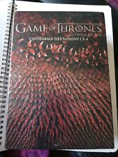 "DVD coffret ""Game of Thrones"" saisons 1 à 4"
