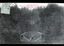 PLESSIS-CHENET (91) CHATEAU du BAS-COUDRAY , ESCALIER Gabrielle D'ESTREES 1906
