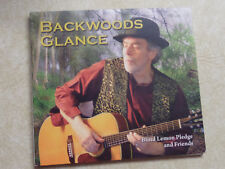 Blind Lemon Pledge and Friends 'Backwoods Glance' CD