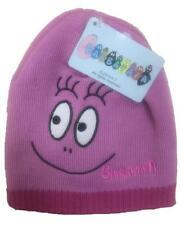 Cappello a cuffia Barbapapa rosa taglia unica 52 *03356