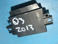 2013 Audi Q3 8X0919475 Parking Distance Control Unit