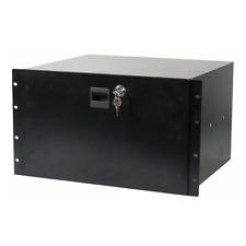 "Pulse 19"" Rack Locakable Drawer (6U)"