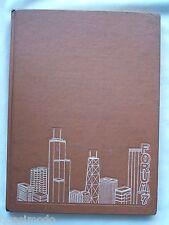 1977 NICHOLAS SENN HIGH SCHOOL YEARBOOK CHICAGO, ILLINOIS  FORUM