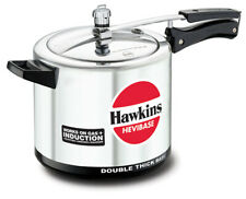 Hawkins Hevibase 6.5 Ltr Aluminium Pressure Cooker Induction Friendly  IH65