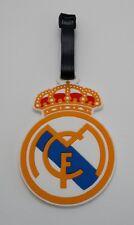 Set of 2 Real Madrid Football Team Luggage Tag