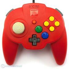 N64 - offiziell lizenzierter Controller / Pad #rot [Hori] JAP