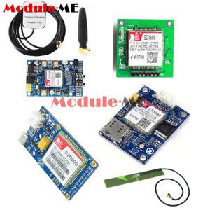 SIM808 GPS GSM GPRS Bluetooth Module W/2.4G Antenna Replace SIM908 For Arduino