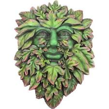 Beltanes Burgeon Green Man Wall Plaque Tree Man Sign Tree Pagan Forest Fantasy