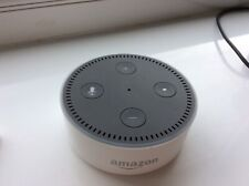 AMAZON ECHO DOT 2ND GENERATION SMART ASSISTANT - WHITE (USED)