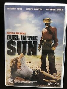 Duel In The Sun DVD Gregory Peck David O Selznick