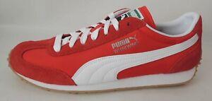 NEU Puma Whirlwind Classic Größe 46 Sneaker Schuhe Retro 351293-88 rot TOP