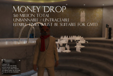 GTA 5 / GTA V money drop $10M PC UNDETECTED