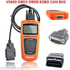 Universal VS600 OBD2 EOBD CAN BUS Fault Code Scanner Reader Diagnostic Scan Tool
