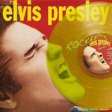 "ELVIS PRESLEY "" ROCKERS "" MINT UK LP *** TRANSPARENT GREEN COLOURED VINYL ***"