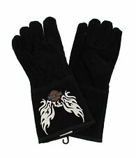 Harley-Davidson Black Welding Gloves (X-Large)