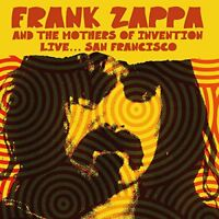 Frank Zappa and the Mothers of Invention - Live... San Francisco (2018)  CD  NEW