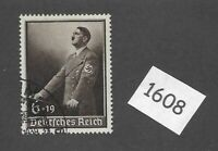 #1608    1939 Hitler stamp / Culture fund / National Labor day / Third Reich