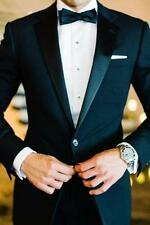 Formal Suits Custom 2 Piece Men Slim Fit Groom Tuxedos Groomsman Wedding Suits