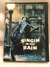 Singin In The Rain Dvd 2000 Gene Kelly Debbie Reynolds Remastered Dolby Digital