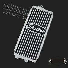 Motorcycle Radiator Grille Guard Cover For Honda Shadow ACE VT400 / VT750 Spirit