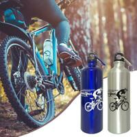 Aluminium Alloy Outdoor Sports Water Bottle Cup Cycling Camping Bicycle Kettle