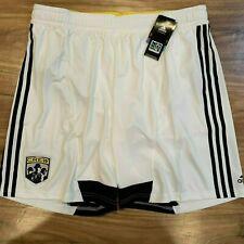 Adidas MLS Mens Columbus Crew S.C. ClimaCool Soccer Shorts NWT XL