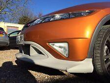 Honda Civic Mugen FN, FN2, FK Labio Parachoques Delantero/Divisor/Cenefa 2006-2011 -! nuevo!