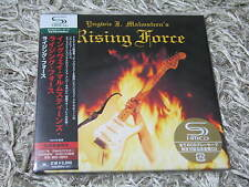 YNGWIE MALMSTEEN'S RISING FORCE ST RARE OOP JAPAN MINI-LP SHM-CD