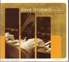 DAVE BRUBECK QUARTET Park Avenue South Live at Starbucks 2003 DSD Telarc Jazz CD