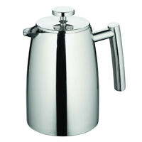 100% Genuine! AVANTI Modena S/S Twin Wall Coffee Plunger 800ml 6 Cup! RRP $95.95