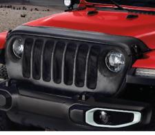 2018-2020 Jeep Wrangler JL Front End Grille Bra Cover Protector Kit Mopar OEM